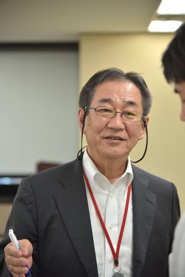 上村直実先生/国立国際医療センター国府台病院・院長