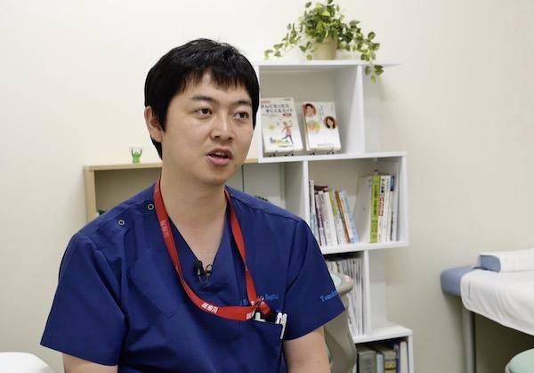 「免疫療法を受けて効果があった人は一人もいない」と話す西智弘医師。(C)MICHIHIKO IWASAWA