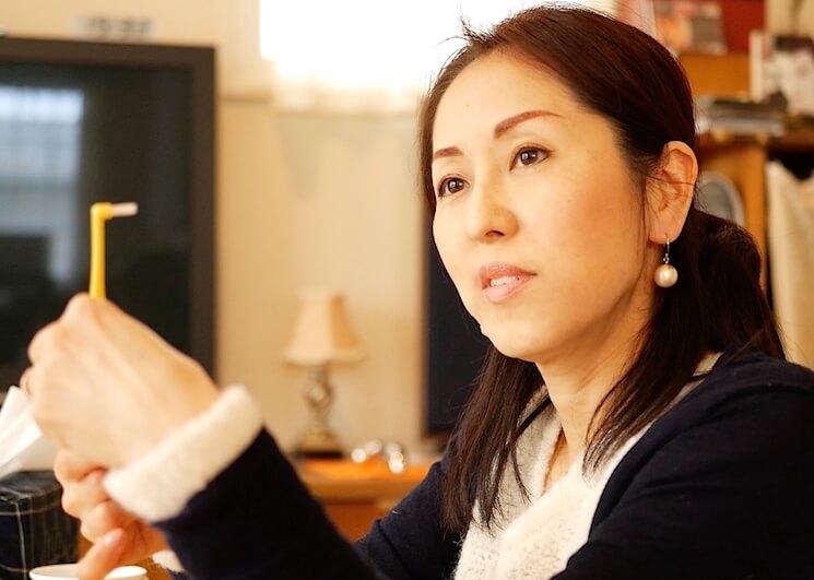 太田由美歯科衛生士