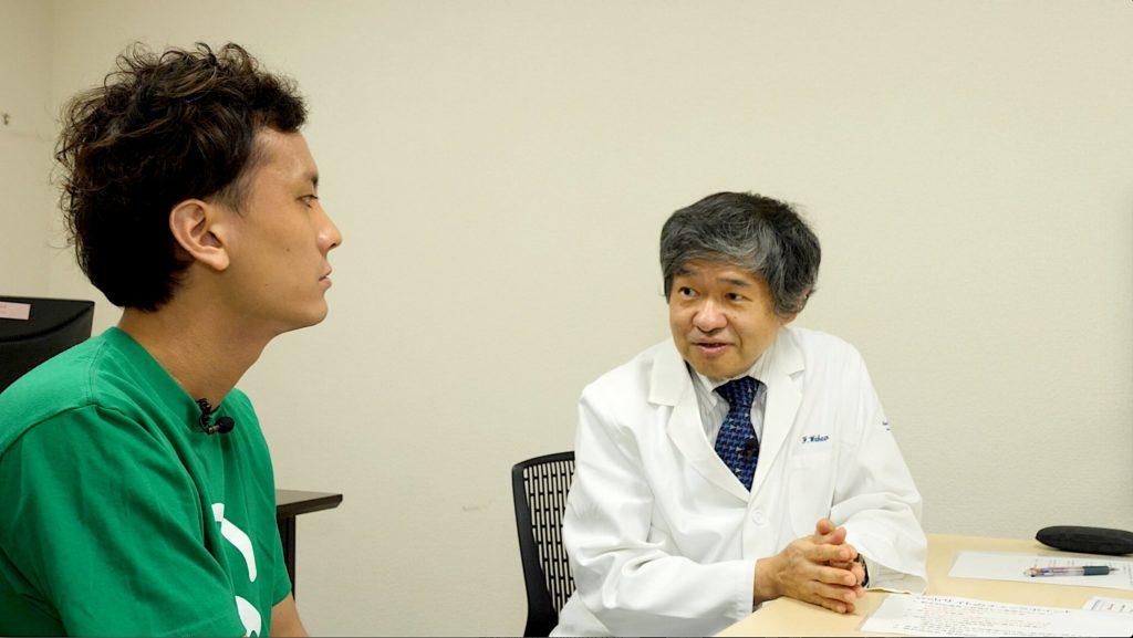 国立がん研究センター・がん対策情報センター長の若尾文彦医師