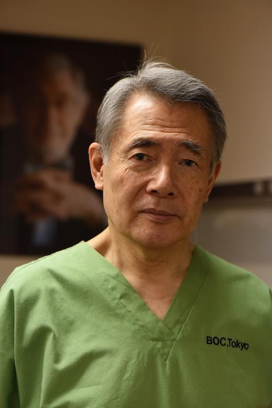 小宮山彌太郎氏(ブローネマルク・オッセオインテグレイションセンター院長)(C)M.IWASAWA